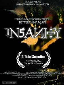 InsanityPoster